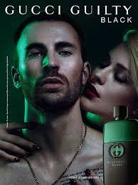 Resultado de imagem para chris pine perfume campaign