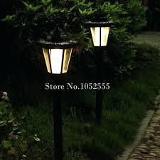 solar floor lamp rattan