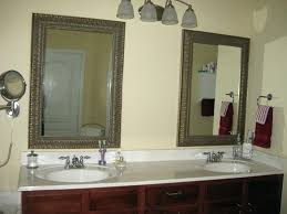 bathroom mirrors for double vanity full size of inspiration master bathroom mirrors nice double sink delightful