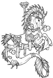 Small Picture Carousel Horse Ride Coloring PageHorsePrintable Coloring Pages