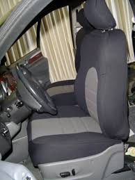 chrysler town country front seat covers 2005 cur