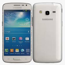 3D Samsung galaxy express 2 White cg ...