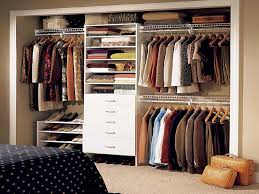 image of how to organize a walk in closet on a budget diy