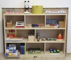 montessori shelves june mee