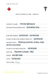 Doctor Notes For Work Free Doctors Note Template Return To Work Free Printable Notes Templates