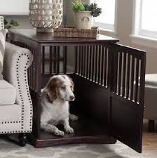furniture denhaus wood dog crates. pet crate end table dog cage kennel furniture bed wood indoor large medium cat denhaus crates e