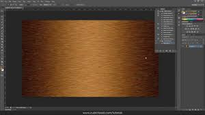 Create Texture In Photoshop From Scratch Youtube