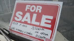 Make A For Sale Sign How To Sell A Used Car 5 Tips Hirerush Blog