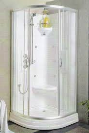 shower stalls for small space | The Ideal Corner Shower Stalls for Small  Bathrooms | Better
