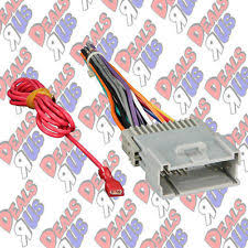 car audio and video wire harness for toyota ebay Toyota Radio Wire Harness metra 70 2003 1998 2005 for chevy gmc kia toyota in toyota radio wire harness