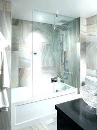 half glass shower door half glass door bathtub glass door gypsy half glass shower door for