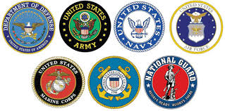 Image result for military branches