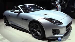 2018 jaguar f type convertible. fine jaguar 2018 jaguar f type 400 sport convertible  exterior and interior walkaround  2017 new york auto show on jaguar f type convertible