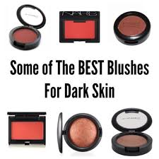 makeup starter kit for dark skin. blushes for dark skin that you need now | beauty obsessions pinterest dark, makeup and face starter kit