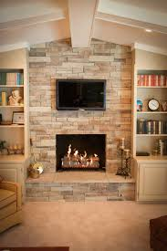 refacing a brick fireplace with stone veneer briliant fireplace ledgestone ledgestone fireplace for luxurious home map