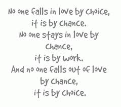 Love Choices Quotes