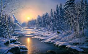 hd wallpaper nature winter. Delighful Winter Intended Hd Wallpaper Nature Winter