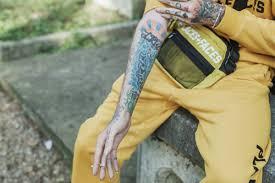 тату лил пипа Lil Peep с описанием и фото Tattoo Blog