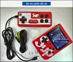 Máy Chơi Game Sup 400 Kèm Tay Cầm Chơi 2 Người chơi [ĐƯỢC KIỂM HÀNG]  42855871 - 42855871   Máy Chơi Game