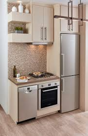 Small Fitted Kitchen 17 Best Ideas About Small Kitchens On Pinterest Kitchen Storage