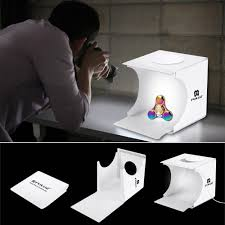 Foldable Photography Light Box Mini Folding Lightbox