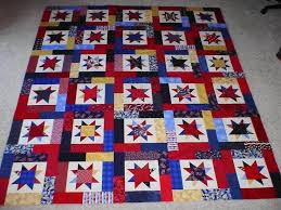 135 best Lucky Stars Quilt images on Pinterest | Crazy quilting ... & Lucky Stars pattern. Adamdwight.com