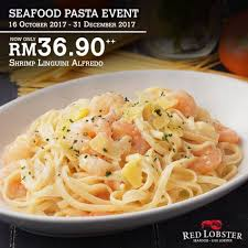 Red Lobster Malaysia - Seafood Pasta ...