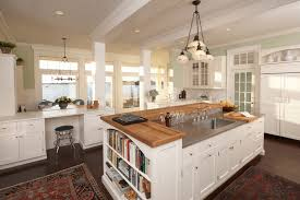 Kitchen island ideas Remarkable Collect This Idea White Wood And Stainless Isalnd Freshomecom 60 Kitchen Island Ideas And Designs Freshomecom