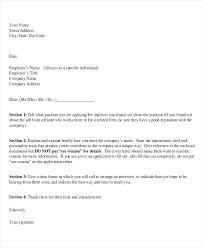 Cover Letter Formats Scholarship Cover Letter Format Cover Letter