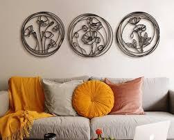 metal wall decor bedroom wall decor