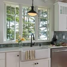 Kitchen Window Design Mesmerizing Chic Window Design For Kitchen Extraordinary Kitchen Window Design