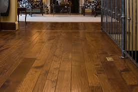 hand sed residential floor
