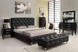 Mirrored Bedroom Set Furniture Incredible Penelopeluxury Bedroom Set Bed 2 Nightstands Dresser