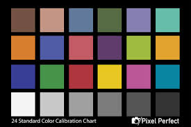 Color Calibration Chart Pixel Perfect Camera Colour Correction Card Set Of 2 4x6 For Photo And Video Reference Tool Grey Card Target White Balance Exposure