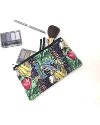disney makeup brush holder. belle disney princess cosmetic bag makeup brush holder zipper pouch pencil t