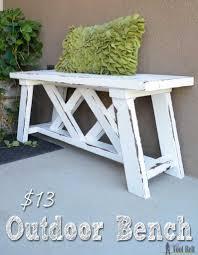 diy outdoor furniture plans. 13-outdoor-bench-793x1024 Diy Outdoor Furniture Plans