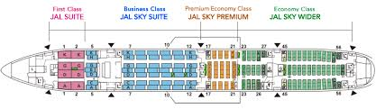 Boeing777 300er 773 Aircrafts And Seats Jal