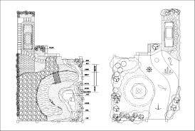 Garden Landscape Design Drawings Villa Landscape Design Rooftop Garden Community Garden Cad Drawings Bundle V 1 All Kinds Of Landscape Design Cad Drawings