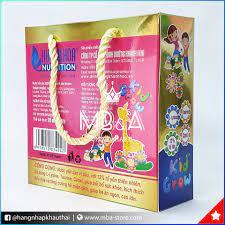 Nước Yến Sào Cho Trẻ Em Kid Grow (Lốc 6 hũ) - MB&A Candy & Snack Mini Mart