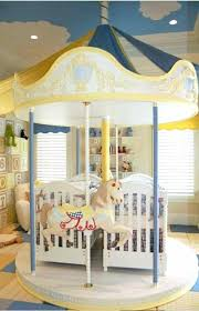 twins nursery furniture. Cute Inspiring Interior Nurseries Decorating Ideas Especially With Creative Merry Go Around Baby Twins Cribs Furniture . Nursery