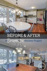 Bathroom Remodeling Naperville Cool Before After A Dramatic Naperville Kitchen Renovation Home