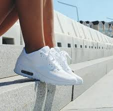 nike shoes white air max. nike womens air max thea running sneakers from finish line athletic shoes macys white