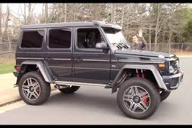 mercedes g wagon truck 2017. i recently had the opportunity to drive around in a luxury monster truck. this came courtesy of two entities: mercedes-benz, who created mercedes g wagon truck 2017 -