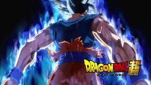 Dragon Ball Super Goku Ultra Instinct ...