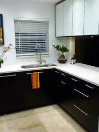 Kitchen Colors Black Appliances Best White Kitchen Cabinets With Black Appliances