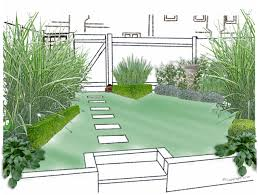 Small Picture Garden Design Tips Curves PlantPlots