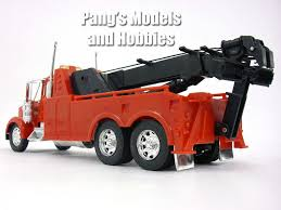 Kenworth W900 Tow Truck Diecast Metal 1/32 Scale Model by NewRay ...