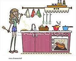 kitchen table clipart. clean dinner table clipart kitchen clip art r