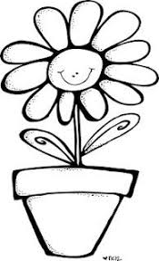 Small Picture Coloring Pictures Of Flower Pots Coloring Pages Ideas
