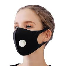 <b>Black Mouth</b> Mask Outdoor Fashion Anti-Dust <b>Cotton</b> Unisex Face ...